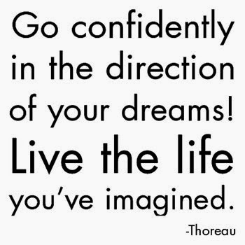 Image result for live your life as you always dreamed